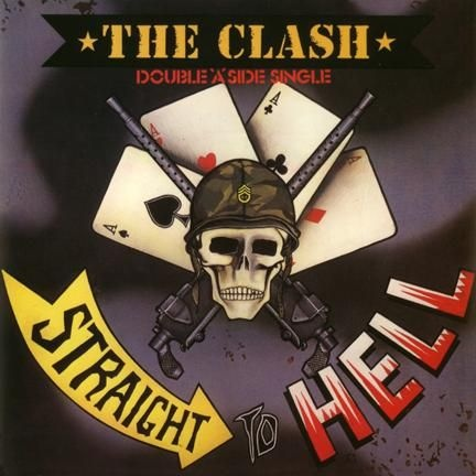 The Clash Straight To Hell Best Record Sleeve In