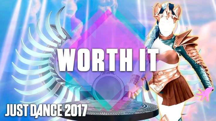 Just Dance 2017: Worth It by Fifth Harmony Ft. Kid Ink - Official Track ...
