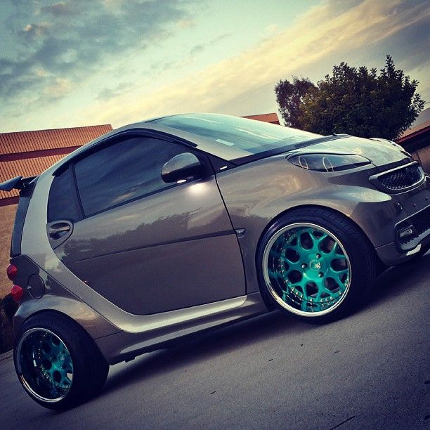 Not a fan of this car but I would ride out if it came like this off the lot