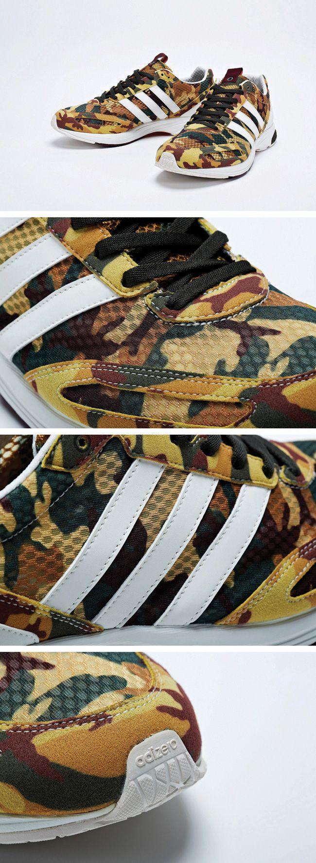 #adidas Adizero #Camo #Sneakers