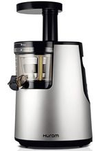 Hurom HU 700 slow juicer premium HH series silver chrome HH-DBG06: Stunning contemporary design Non-drip juice valve for less mess, portion measurement, mixing function and simpler cleaning. Redesigned silicone wiper blades allow less pulp into the juice. Unbeatable lifetime domestic warranty on the powerful induction motor & 5 years on parts and more....