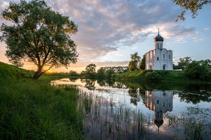 Храм Покрова на Нерли — National Geographic Россия