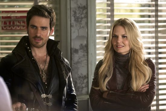 How the Producers of Once Upon a Time Kept That Frozen Shocker a Secret