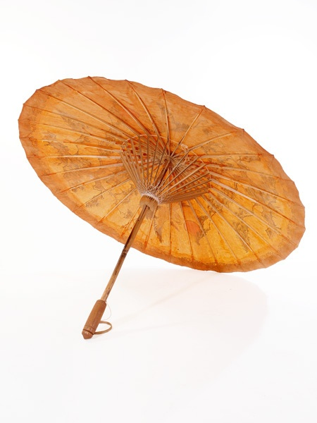 Bamboo Parasol by Ned Yeung, via Flickr