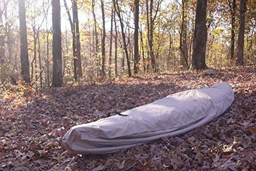VORTEX TAN 16' 'WATERGUARD' HEAVY DUTY WATERPROOF CANOE/KAYAK COVER, FOR UP TO 16' LONG, AND FOR UP TO 9 1/2 ' GIRTH (FAST SHIPPING - 1 TO 4 BUSINESS DAY DELIVERY) by Vortex. VORTEX TAN 16' 'WATERGUARD' HEAVY DUTY WATERPROOF CANOE/KAYAK COVER, FOR UP TO 16' LONG, AND FOR UP TO 9 1/2 ' GIRTH (FAST SHIPPING - 1 TO 4 BUSINESS DAY DELIVERY).