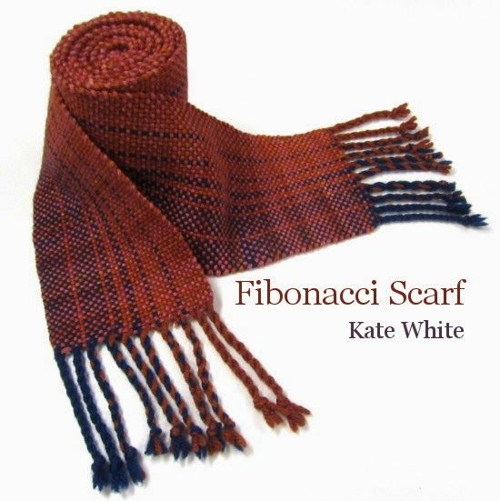 A stunning project and an insightful post by Kate White. The use of stripes and hand dyed yarn create this easy and elegant scarf.