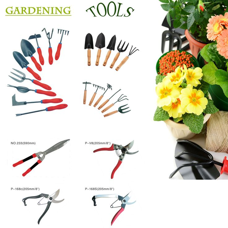 pruning tools for garden
