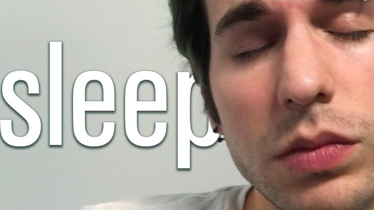 Jake Roper sleeping is good content!
