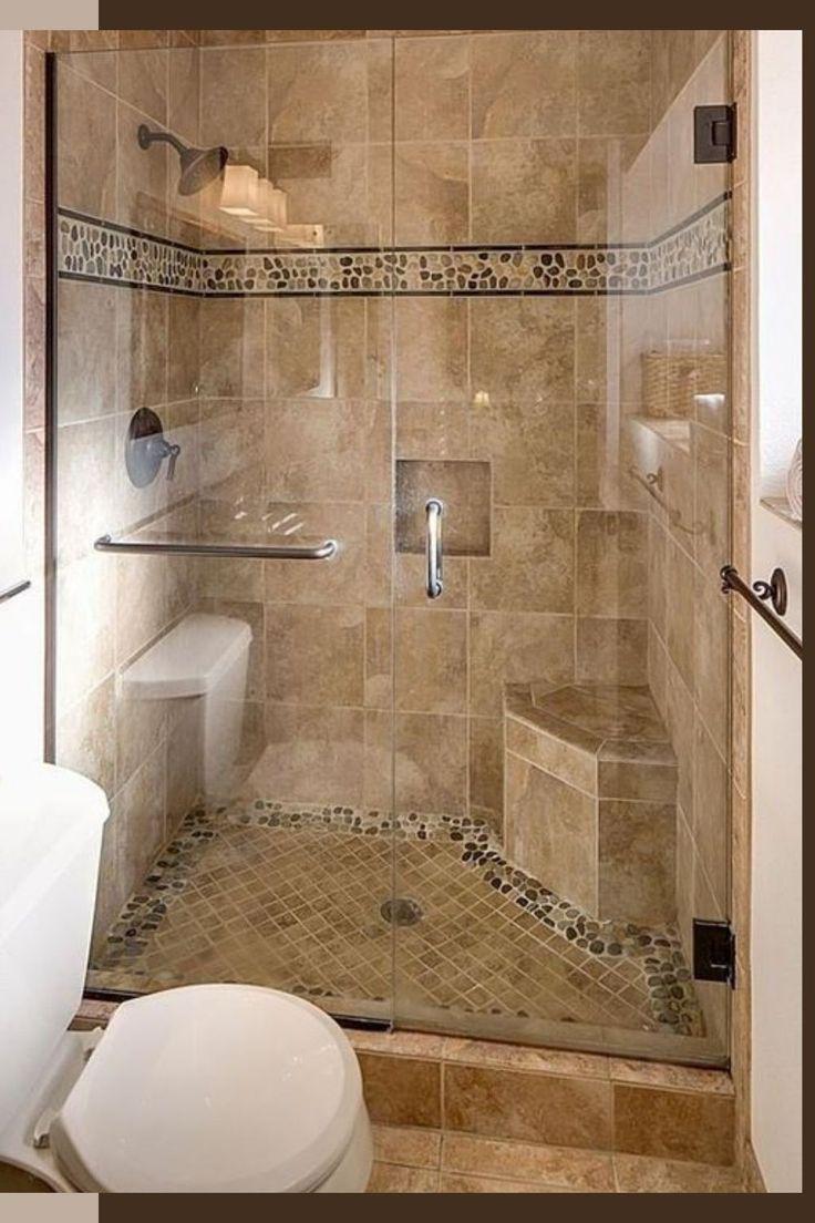 20 Elegant Bathroom Remodel Before And After Ideas How To Remodel Your Bathroom Tips In 2021 Bathroom Redesign Beautiful Tile Bathroom Floor Seating
