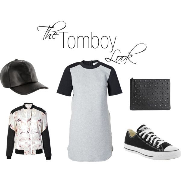 """""""The Tomboy Look"""" by shopeluxe on Polyvore"""
