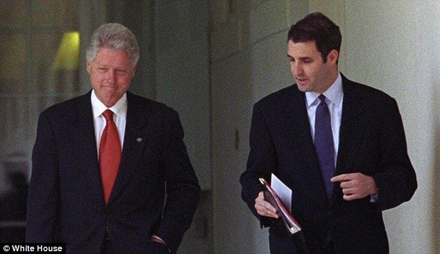 Doug Band  went on to effectively run the Foundation - then boasted in a leaked memo of making the ex-president rich