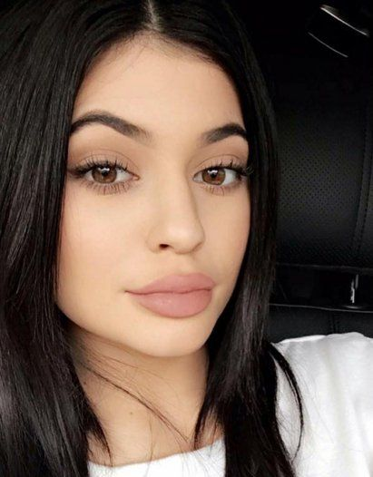 Kylie Revealed How She Instantly Gets Bigger Lips Without Makeup or Injections