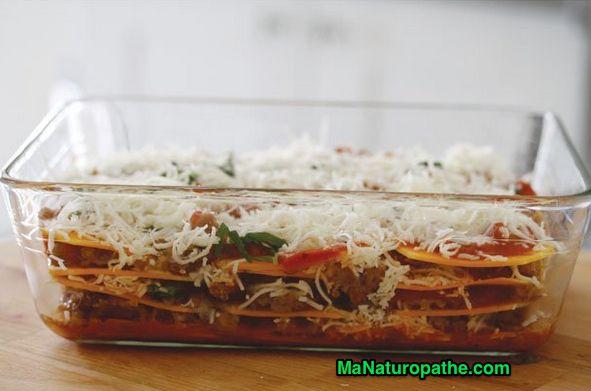 MaNaturopathe.lasagne