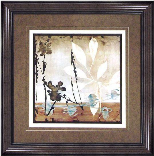 Floralscape Framed Artwork || furniture.cort.com
