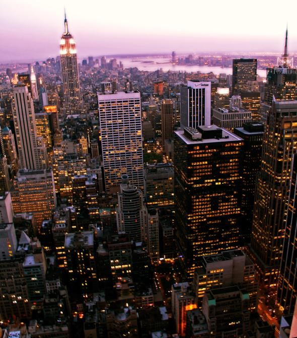 Manhattan, New York, bets place for EVERYTHING , art, food, shop entertainment, people