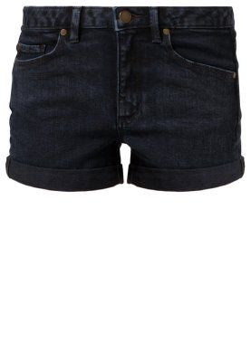 TWINTIP Shorts - black denim - Zalando.se