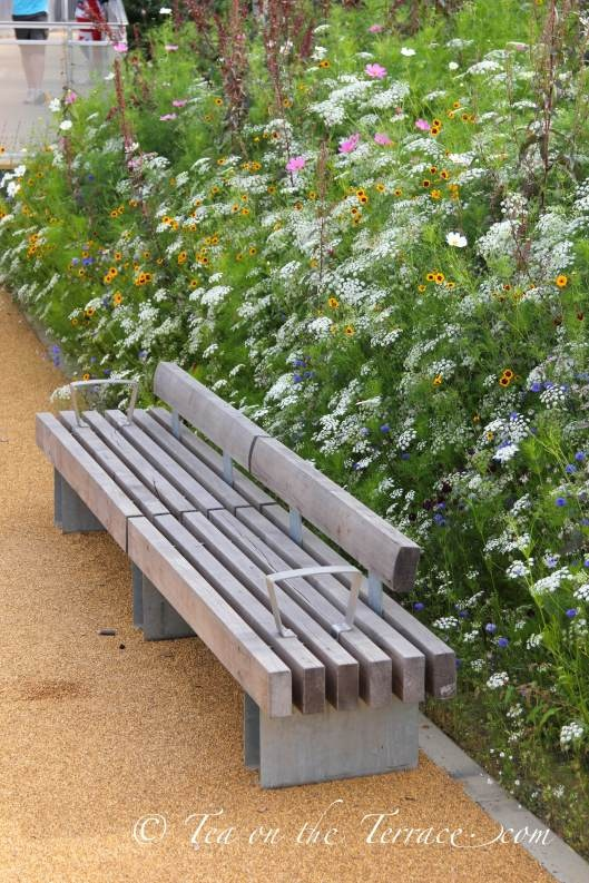 A walk through London 2012 Olympic Park gardens…..