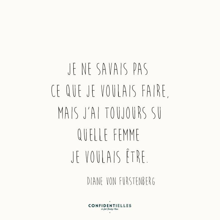 13 citations INSPIRANTES de femmes de POUVOIR - Confidentielles