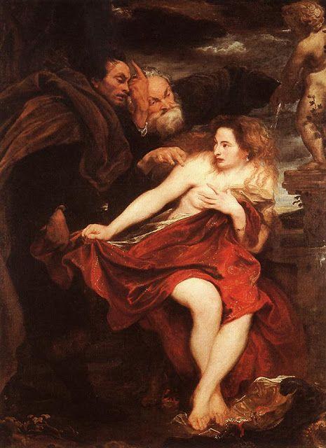 Σουζάνα και οι δυο γέροντες (1621-22)