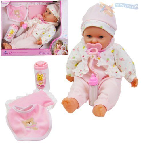 New Born Soft Bodied Baby Doll