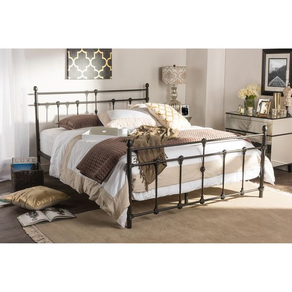 Rory Platform Bed