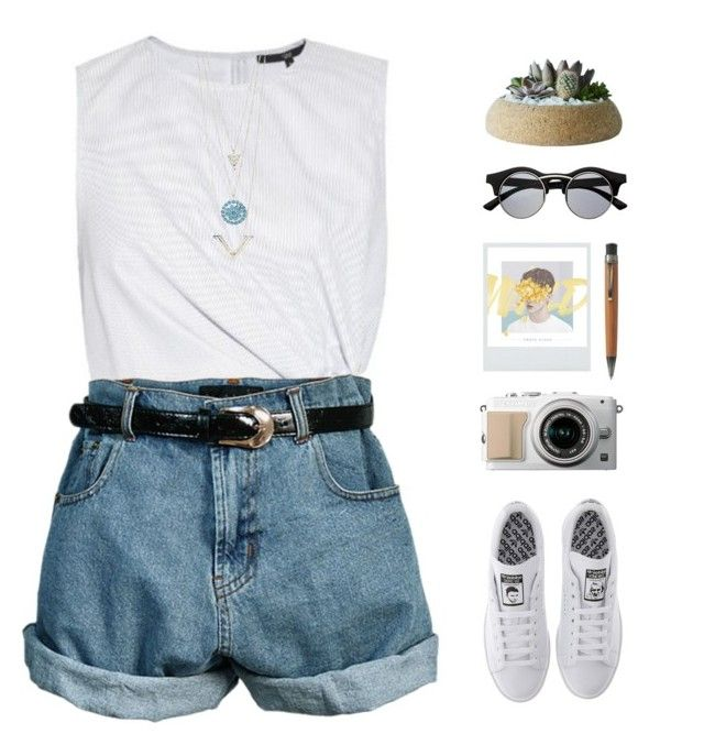 """""""Troye Sivan - Wild"""" by intanology ❤ liked on Polyvore featuring TIBI and adidas"""