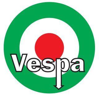 VESPA MOTORCYCLE LOGOS
