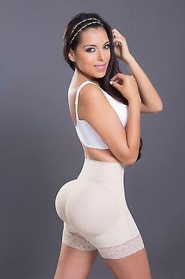 FAJA LEVANTA COLA COMPLETA, ORIGINAL FROM COLOMBIA, LEVANTA GLUTEOS: Tummy control shapewear butt lifter… #WomensClothing #LadiesClothes