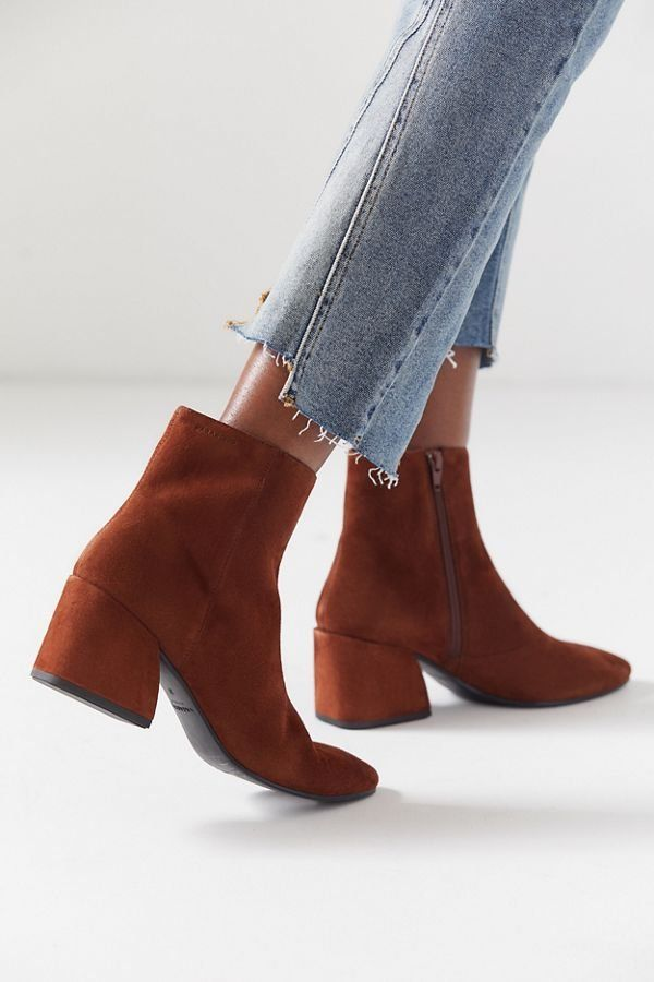 Vagabond Shoemakers Olivia Suede Boot   Boots, Suede boots