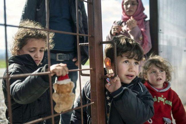 «Στα όρια» η μεταναστευτική πολιτική της ΕE