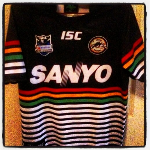 Penrith Panthers: reppin my local NRL team...