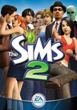I was fortunate to get to be part of creating The Sims 2.  I was responsible for the neighborhoods, some UI, some icons... a little bit of everything!