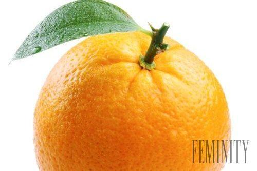 Pomaranč - prírodný elixír