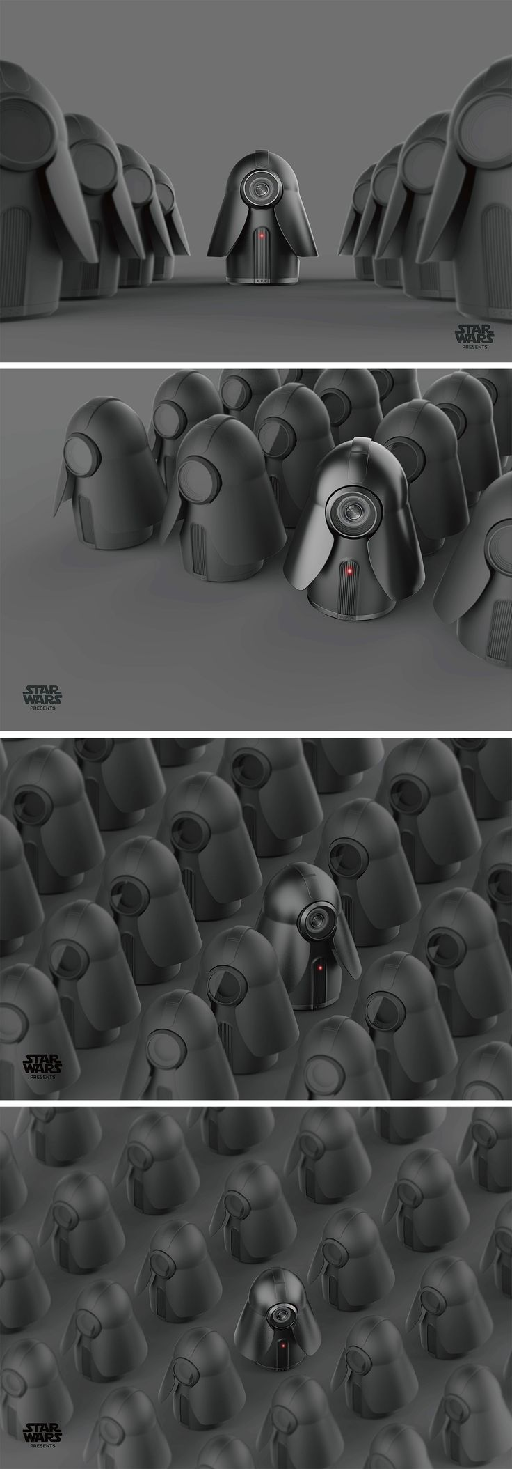 Product design / Industrial design / 제품디자인 / 산업디자인 /Industrial / STARWARZ / Darth Vader / Banner /design /