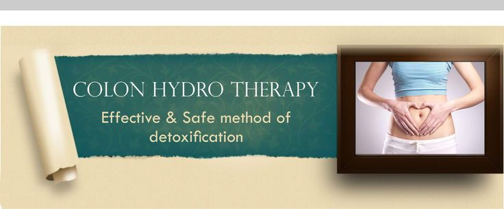 Colon Hydro Therapy