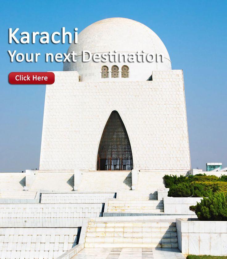Cheap flights to Karachi Pakistan from UK at Traveltrolley.co.uk