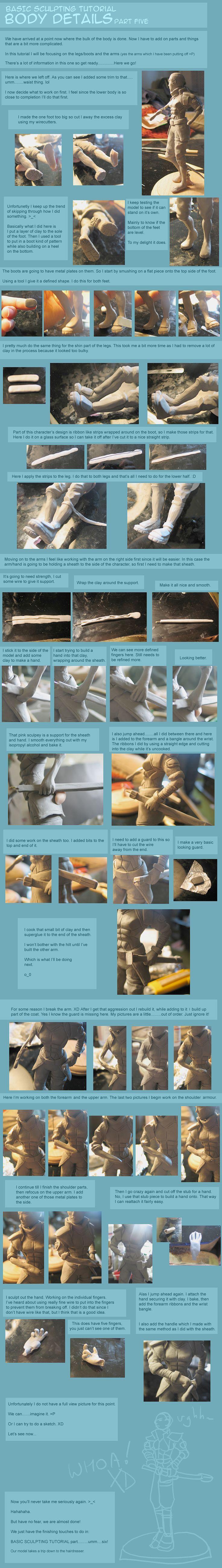 Tutorial 5 - Body Details by =Rennard