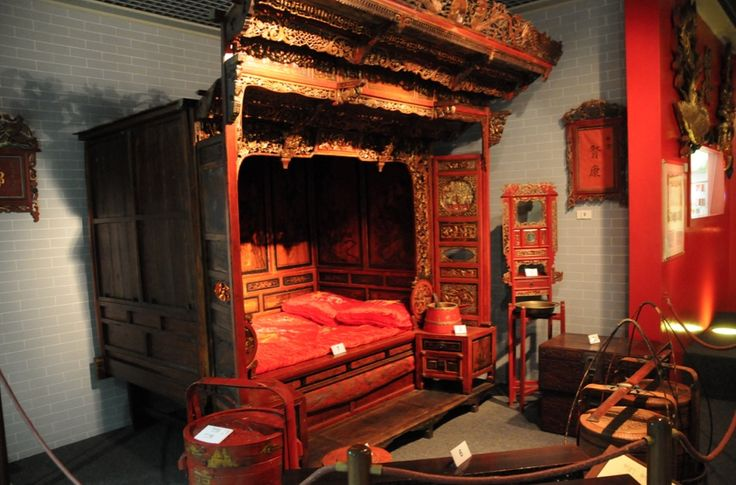 Antique Bed: 1000+ Images About CHINESE WEDDING BEDS On Pinterest