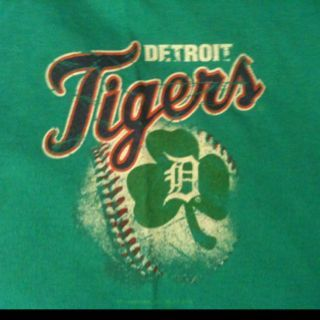 Irish - Detroit Tigers