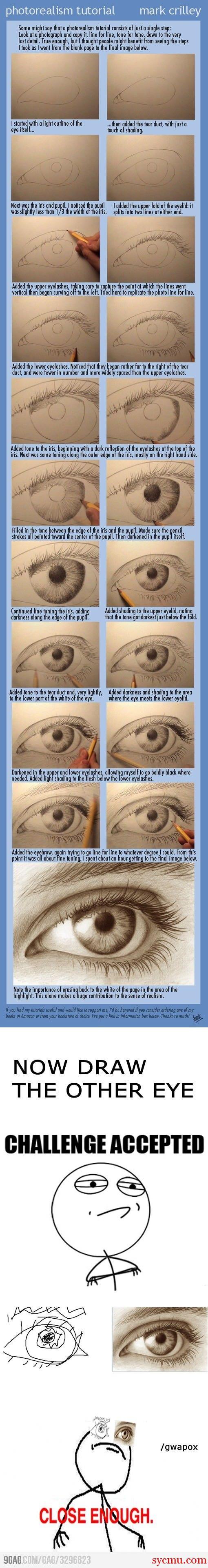 Learn To Draw An Eye