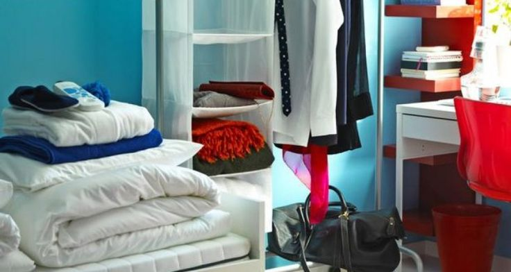 How Awesome Small Dorm Room Decorations And Designs