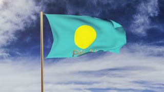 Imagehub: Palau Flag HD Free Download