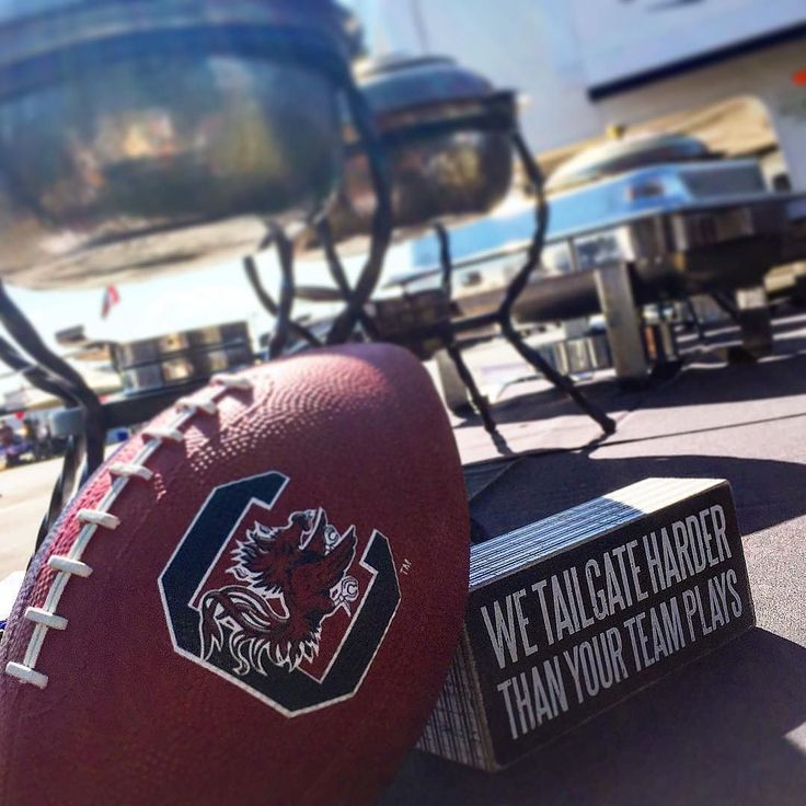 We tailgate harder than your team plays. Shows a lot about #Gamecock fans team spirit! Thanks @onelineagency!  #SuperTailgate #tailgate #tailgating #win #letsgo #gameday #travel #adventure #stadium #party #sport #ESPN #jersey #sports #league #SportsNews #score #photooftheday #love #football #NCAAF #CollegeFootball