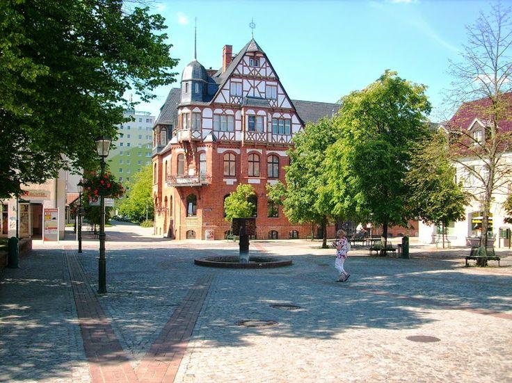 """Marktplatz Schwedt - Ferienwohnung """"Neu Dessau"""" – Google+"""