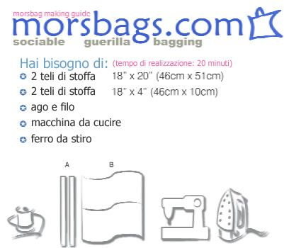 come cucire una borsa in 20 minuti: Crafts Ideas, Diy Crafts, Cucire Una, A Bag