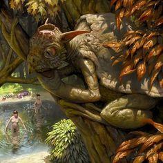 200 criaturas míticas – Parte 1