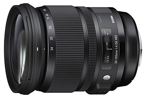 Sigma 24-105mm F4.0 Art DG OS HSM Lens for Nikon -- undefined