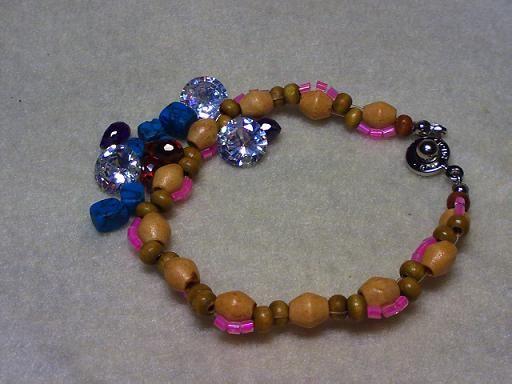 I make this Bracelet.