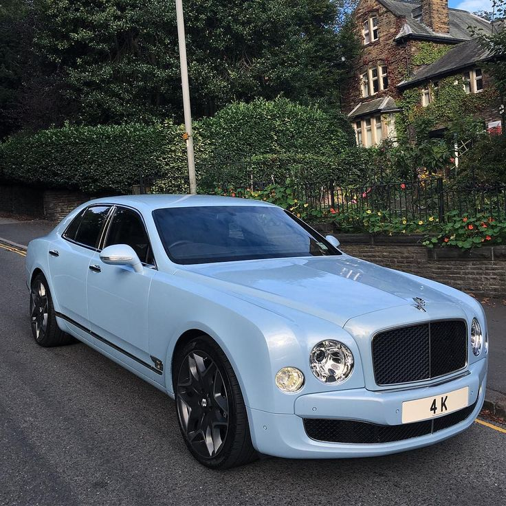 "Bentley Mulsanne: The All New Split6 22"" Wheel By @akahndesign On My Baby"