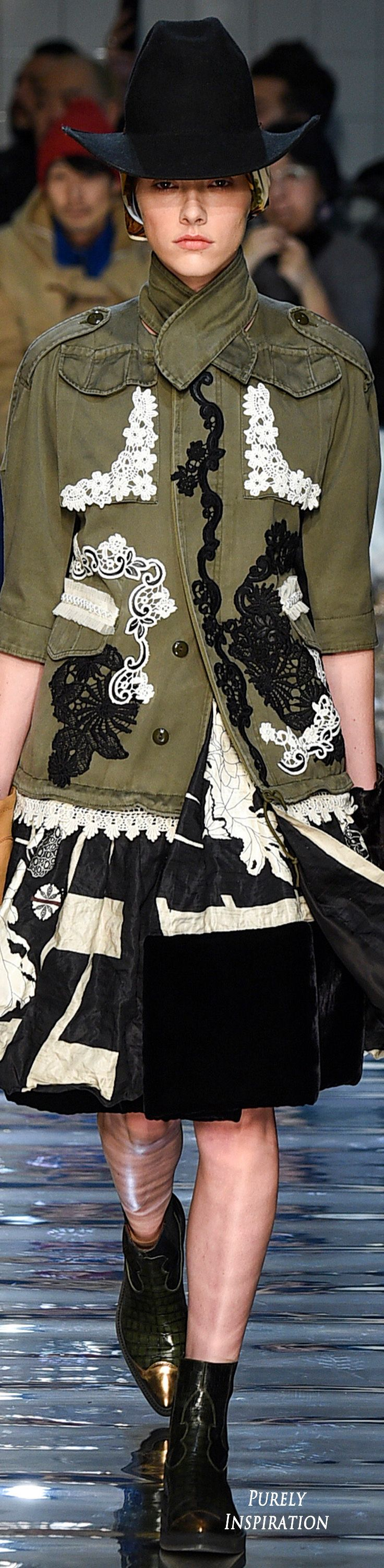 Antonio Marras FW2016  | Purely Inspiration